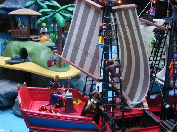 piraten schip playmobil